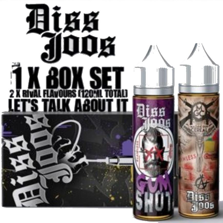 Diss Joos   MGC & Gum Shot Box Set