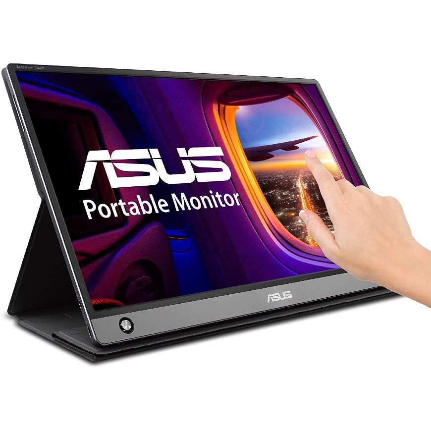 ASUS ZenScreen MB16AMT Touch portable monitor