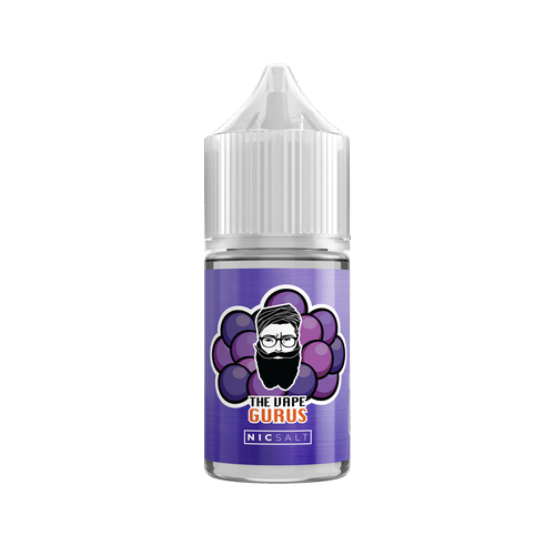 The Vape Gurus Grape Gum Nic Salt
