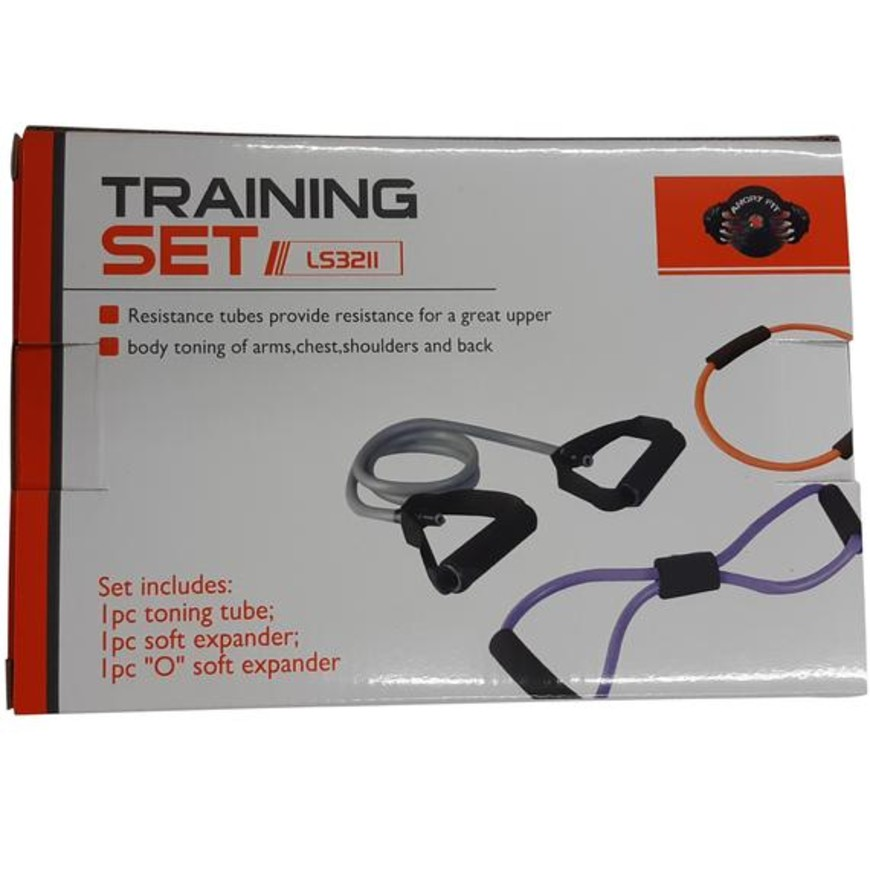 ANGRY FIT TRAINING SET
