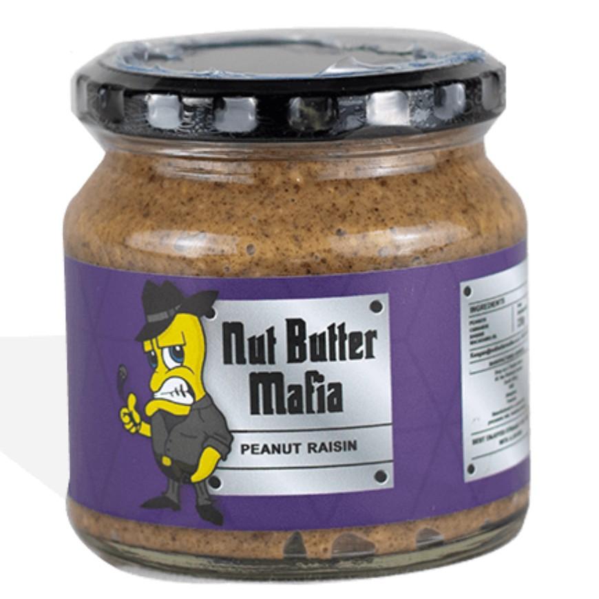 Peanut Raisin Butter