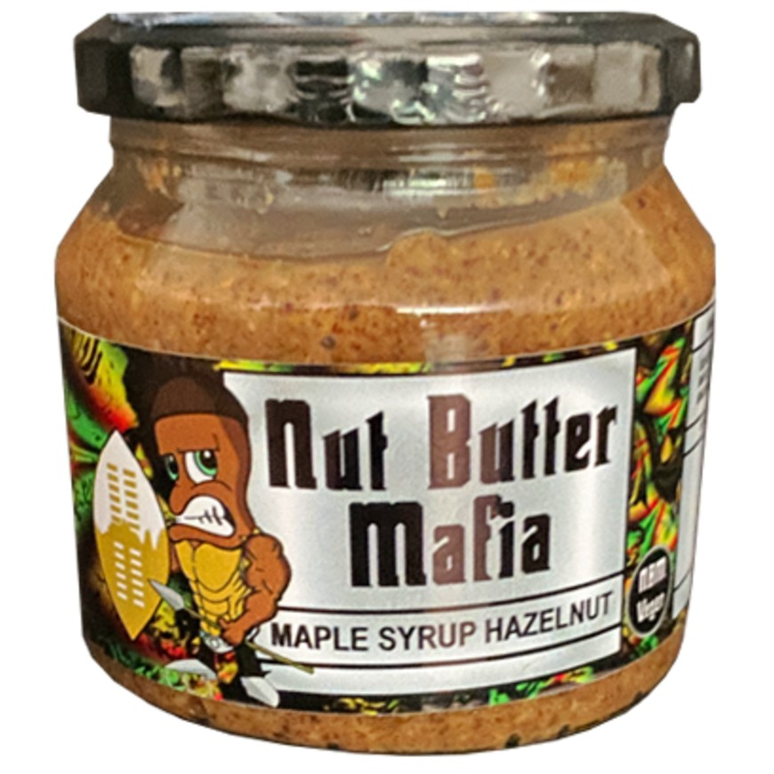 Hazelnut Honey Butter